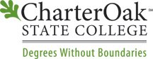 Charter Oak State College logo