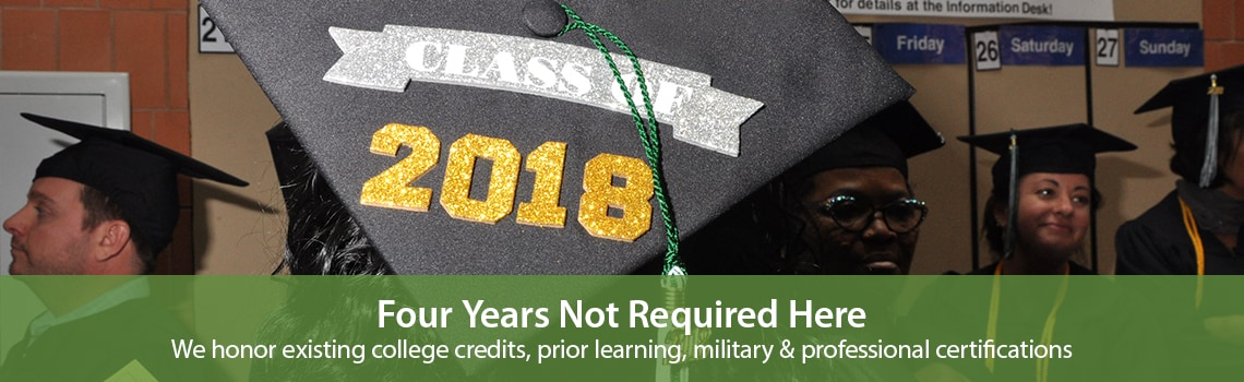 Class of 2018 Graduation Cap