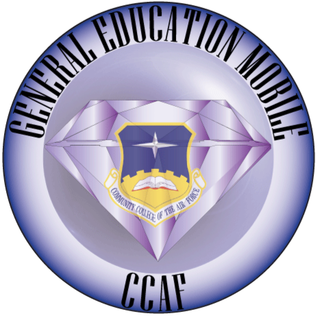 Community College of the Airforce (CCAF) General Education Mobile (GEM) Program