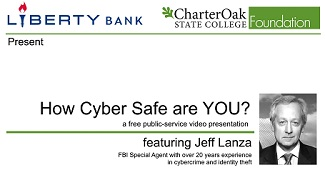 CyberSAfe with Jeff Lanza and Liberty Bank