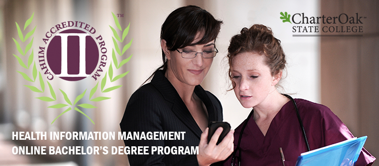 Health Information Management Online Bachelor's Degree - CAHIIM Accredited Program