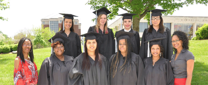 Women in Transition (WIT) graduates